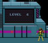 X-Men: Mojo World Game Gear Level six. No new character available, so let's play with Rogue, the strongest of them all.