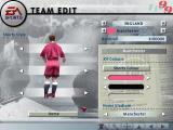 FIFA 99 Windows Manchester United's new colours.. PINK!!!