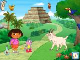 Dora the Explorer: Dance to the Rescue Windows On our way to the pyramid