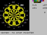 One Hundred and Eighty! ZX Spectrum On the ockey