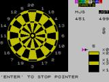 One Hundred and Eighty! ZX Spectrum Now trying to get the shot value