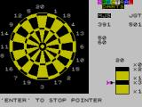 One Hundred and Eighty! ZX Spectrum Bull and treble-twenty so far