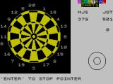 One Hundred and Eighty! ZX Spectrum Inner or outer bull?