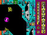 N.O.M.A.D ZX Spectrum Careful of the wall-mounting