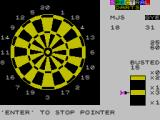One Hundred and Eighty! ZX Spectrum No score!