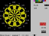 One Hundred and Eighty! ZX Spectrum We have a winner