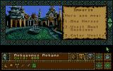 Worlds of Legend: Son of the Empire Amiga City screen