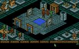 Worlds of Legend: Son of the Empire Amiga Dungeon start