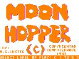 Moon Hopper Dragon 32/64 Title screen