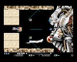 R-Type II Amiga The level 1 boss. He's no big deal.