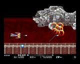 R-Type II Amiga Starting level 3.