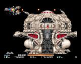 R-Type II Amiga The level 3 boss fills almost the whole screen.