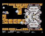R-Type II Amiga The level 4 boss. You don't have much time to destroy him.