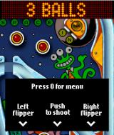Space Taxi Pinball J2ME Beginning