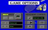 4D Sports Tennis DOS Game options (VGA)