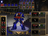 Warhammer 40,000: Chaos Gate Windows Choose your weapons