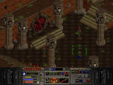 Warhammer 40,000: Chaos Gate Windows The mission objective - the chaos warp gate