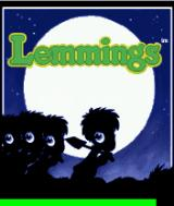 Lemmings J2ME Loading screen