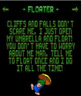 Lemmings J2ME Floater description