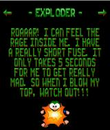 Lemmings J2ME Exploader description