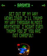 Lemmings J2ME Basher description