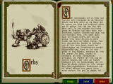 Warhammer: Shadow of the Horned Rat Windows Getting information about the orks