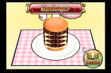 Cooking Mama: Cook Off Wii Eat this cheeseburger, and you'll have to play Trauma Center to clean out your arteries.