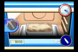 Cooking Mama: Cook Off Wii In the oven she goes.