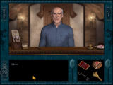 Nancy Drew: Treasure in the Royal Tower Windows Dexter, the castle's caretaker, looks worse than he actually is