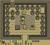 The Legend of Zelda: Link's Awakening Game Boy Visit the Witch