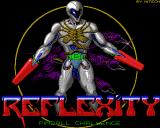 Reflexity Pinball Challenge Amiga Title screen