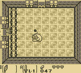 The Legend of Zelda: Link's Awakening Game Boy First sub-boss
