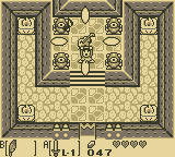 The Legend of Zelda: Link's Awakening Game Boy At last, the first instrument