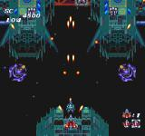 Soldier Blade TurboGrafx-16 You've gained your support ship