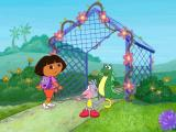 "Dora the Explorer: Backpack Adventure Windows Dora's friend Isa needs some help - ""Click the backpack!"" Boots says..."