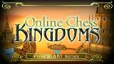 Online Chess Kingdoms PSP Title screen