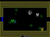 Doomsday Castle ZX Spectrum The survival room