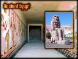 Ancient Egypt Windows Presentation begins inside a tomb...