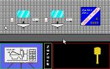 Klomanager: Spül mir das Lied vom Kot Atari ST The washroom has now got a mechanised washing system
