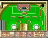 Soccer Pinball Amiga First table top