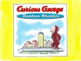 Curious George: Downtown Adventure Windows The title screen