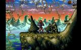 Lionheart Amiga Enemy and vines