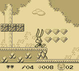 Tiny Toon Adventures: Babs' Big Break Game Boy Buster Bunny