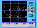 WarGames  ColecoVision The map screen