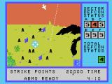 WarGames  ColecoVision Sector B (Midwest and Plains States)