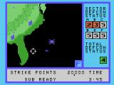 WarGames  ColecoVision Sector F (Southeast)