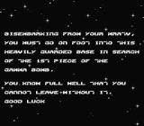 Moon Ranger NES Story of part two