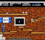 Moon Ranger NES Inside to fight on foot