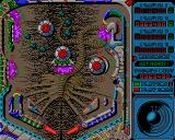 Reflexity Pinball Challenge Amiga Second table