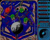 Reflexity Pinball Challenge Amiga Third table